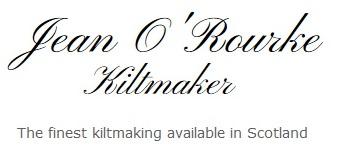 Jean orourke kiltmaker Logo